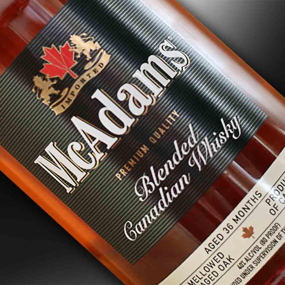 McAdams Whisky
